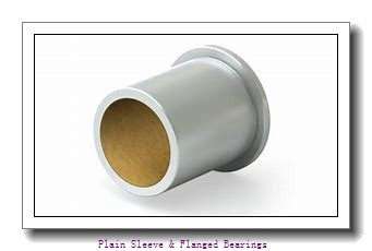 Symmco SS-1016-10 Plain Sleeve & Flanged Bearings