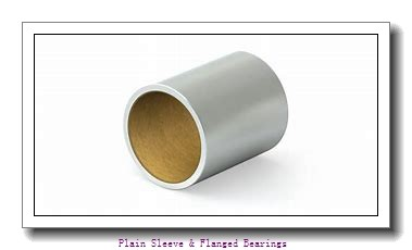 Symmco BSF-1620-8 Plain Sleeve & Flanged Bearings