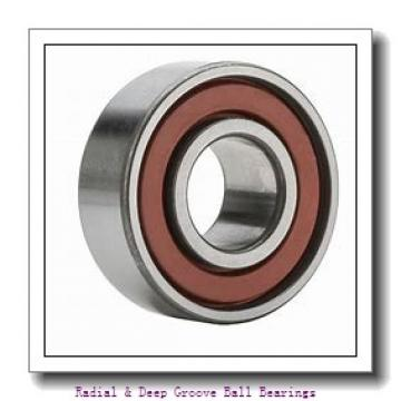 40 mm x 80 mm x 18 mm  Timken 6208-RS Radial & Deep Groove Ball Bearings