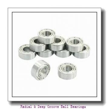 35 mm x 62 mm x 14 mm  Timken 6007-2RS-C3 Radial & Deep Groove Ball Bearings