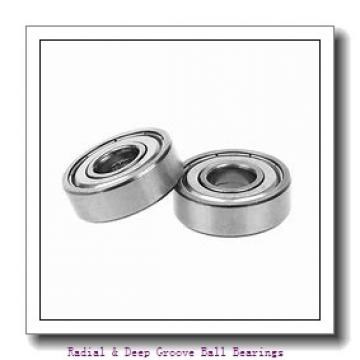 0.5620 in x 1.3750 in x 0.4331 in  Nice Ball Bearings (RBC Bearings) 8191TN Radial & Deep Groove Ball Bearings