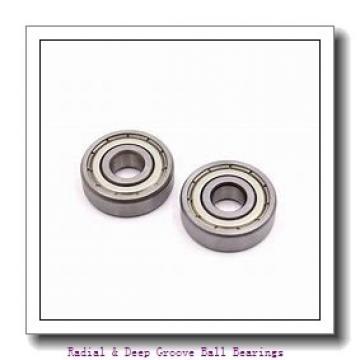 Timken 6009-2RS Radial & Deep Groove Ball Bearings