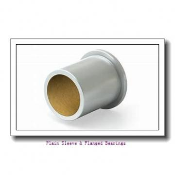 Symmco SS-1622-10 Plain Sleeve & Flanged Bearings