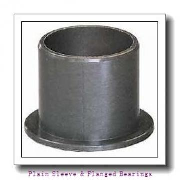 Oilite FF718-03 Plain Sleeve & Flanged Bearings