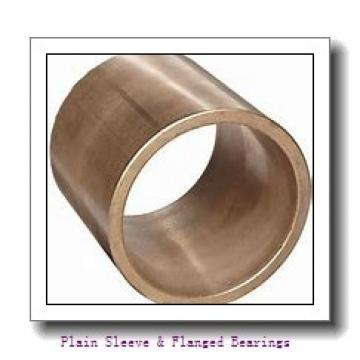 Oilite FF608- Plain Sleeve & Flanged Bearings