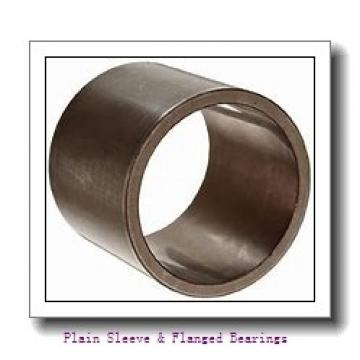 Oilite SOA744-05 Plain Sleeve & Flanged Bearings