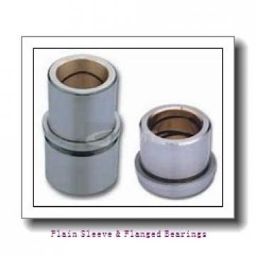 Oilite FFM0812-12 Plain Sleeve & Flanged Bearings
