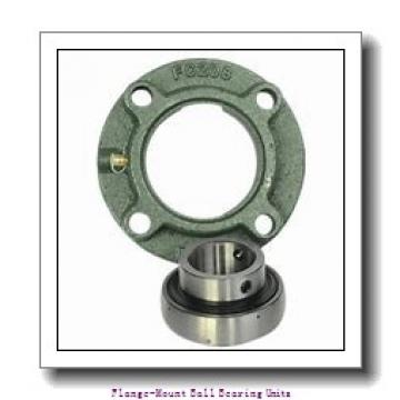 AMI UKF211+HA2311 Flange-Mount Ball Bearing Units
