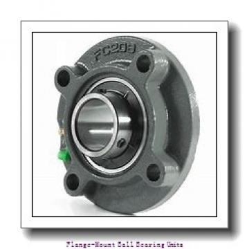 AMI KHPF203 Flange-Mount Ball Bearing Units