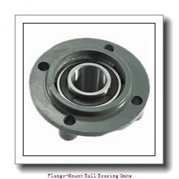 AMI UCF201 Flange-Mount Ball Bearing Units