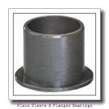 Symmco SS-2032-8 Plain Sleeve & Flanged Bearings