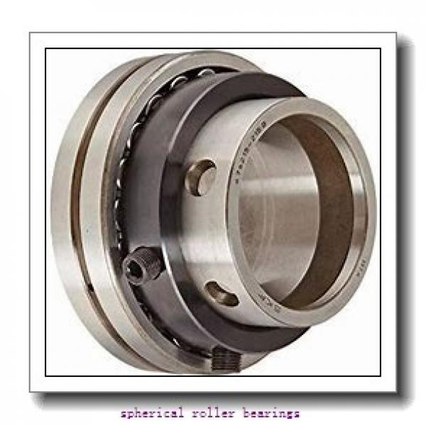 190 mm x 340 mm x 120 mm  NSK 23238 CK E4 Spherical Roller Bearings #1 image