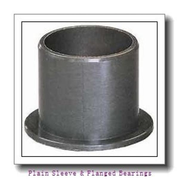 Oilite FF1305-03 Plain Sleeve & Flanged Bearings #2 image